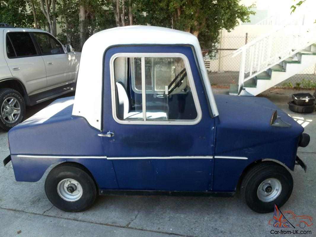 Electric Cars For Sale >> 1971 Classic Vintage Electric Car Electra King