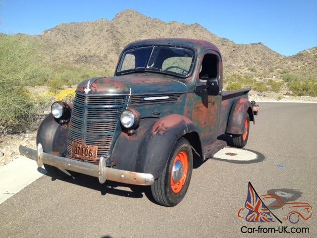1939 International Harvestor D2 Pickup 1/2 Ton (Vintage)***NO RESERVE***