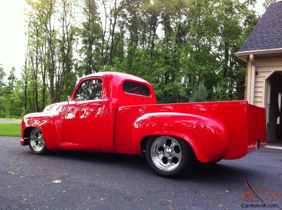 1949 Studebaker Pickup Show Quality Hotrod Custom Truck Muscle Car 1941 Ford Coe