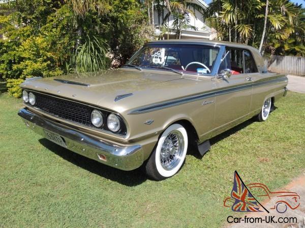 1963 Ford Fairlane 500 2 Door Hardtop in Mackay, QLD