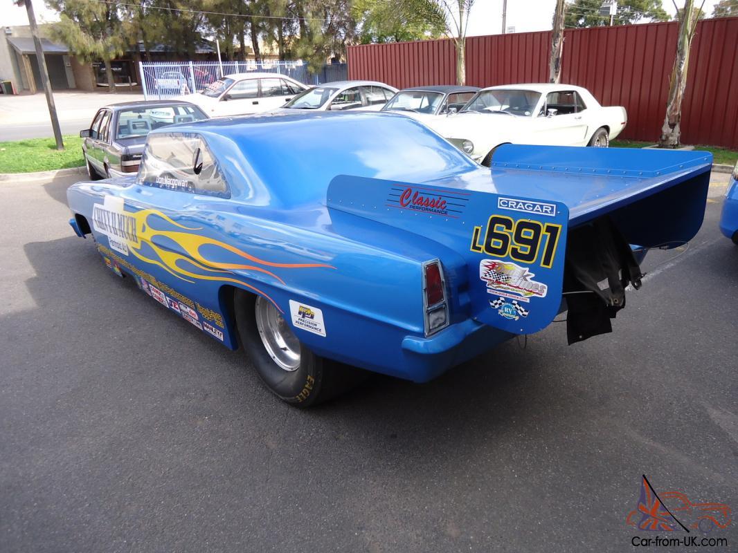 Chevrolet Nova Funny CAR in Adelaide, SA