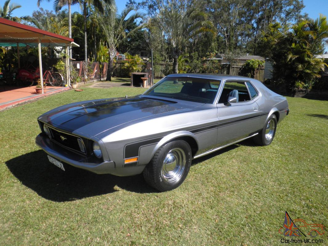 1973 ford mustang coupe in brisbane qld