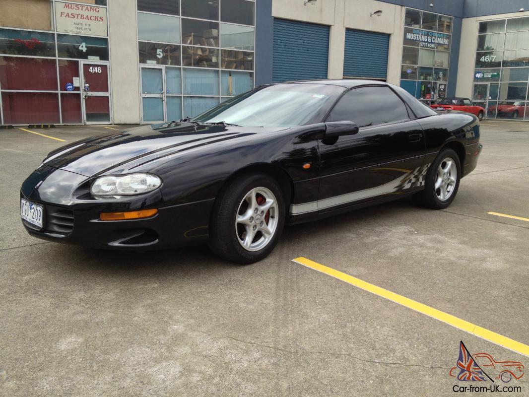 1998 Chevrolet Camaro Z28 Rhd V8 6 Speed Manual In Melbourne