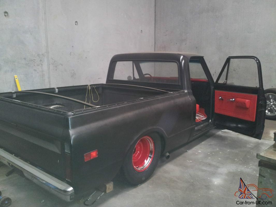 All Chevy 1969 chevrolet c10 for sale : 1969 Chevrolet C10 Pickup UTE 434 SBC 4 SPD Manual Muncie Hotrod ...
