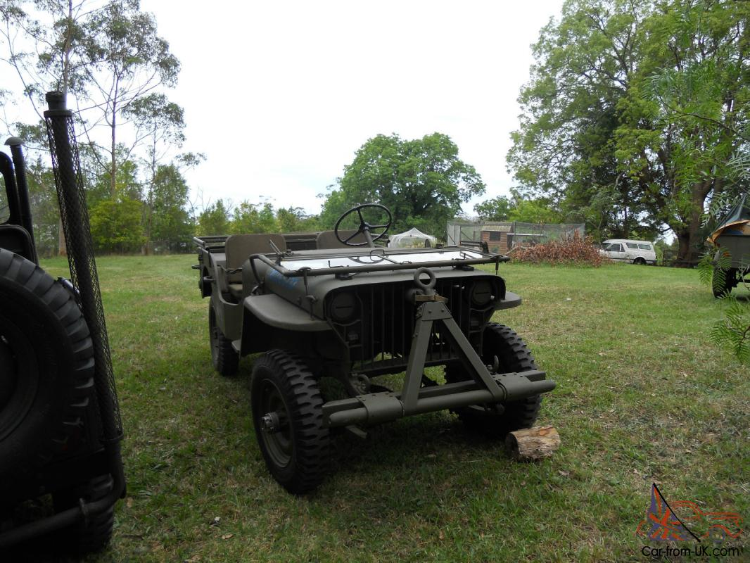 Willys Jeep GPW Jeep Private Collection FOR Sale in Hunter ...