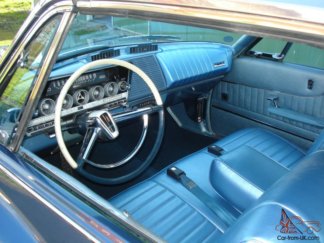 1962 Dodge Dart 440 2 Door Hardtop