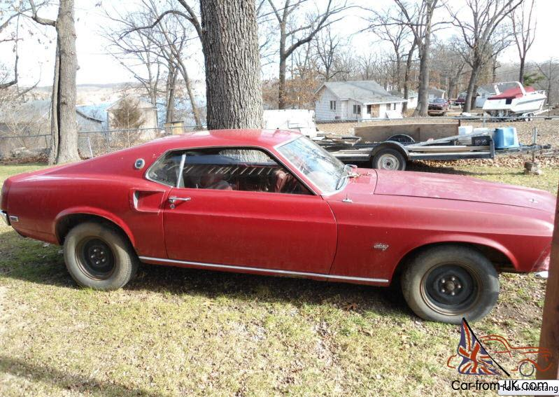 1969 Mustang Fastback 302 Project