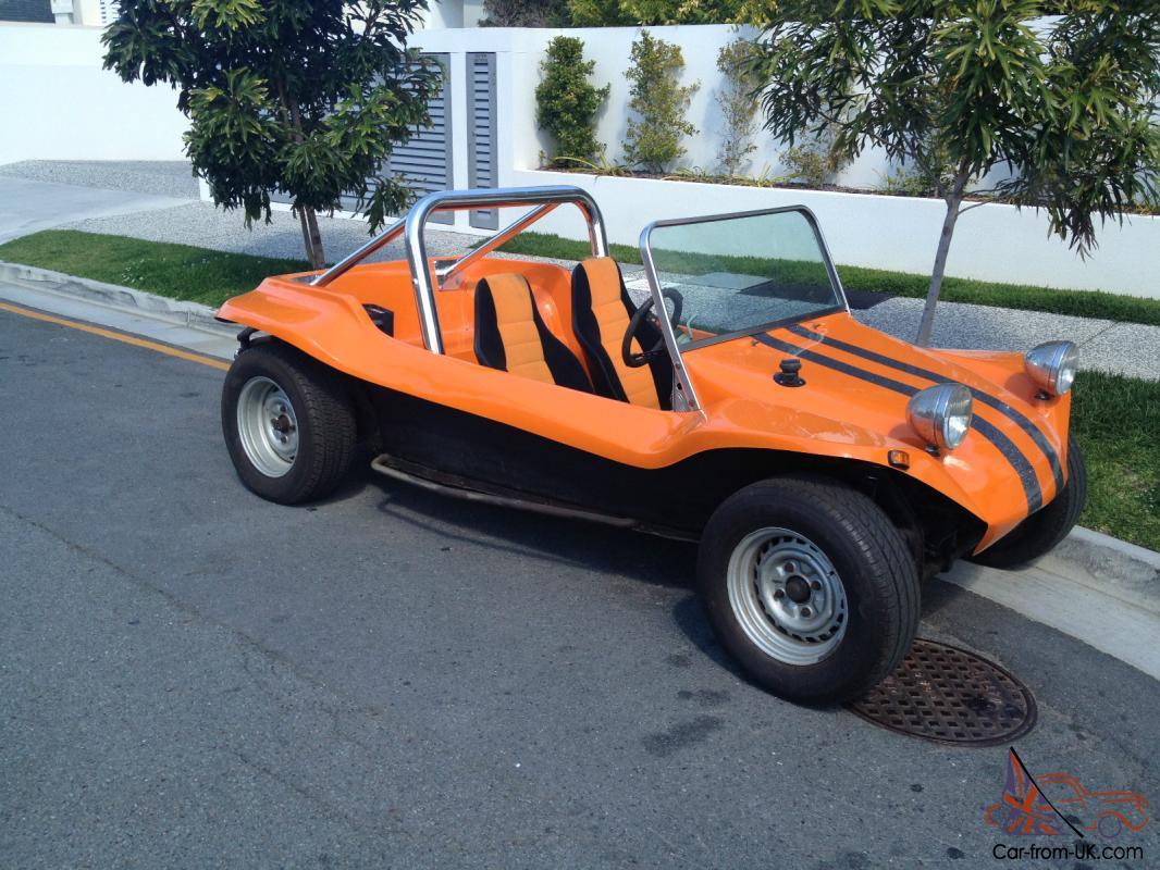 VW Buggy Manx Maxfx Dune Buggy 1600 Twin Port