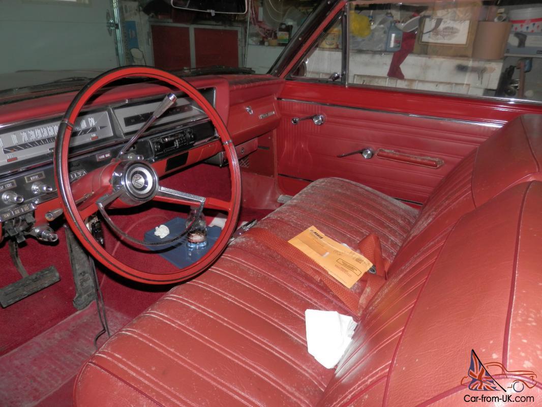 1966 AMC Rambler Classic 770 Inline 6