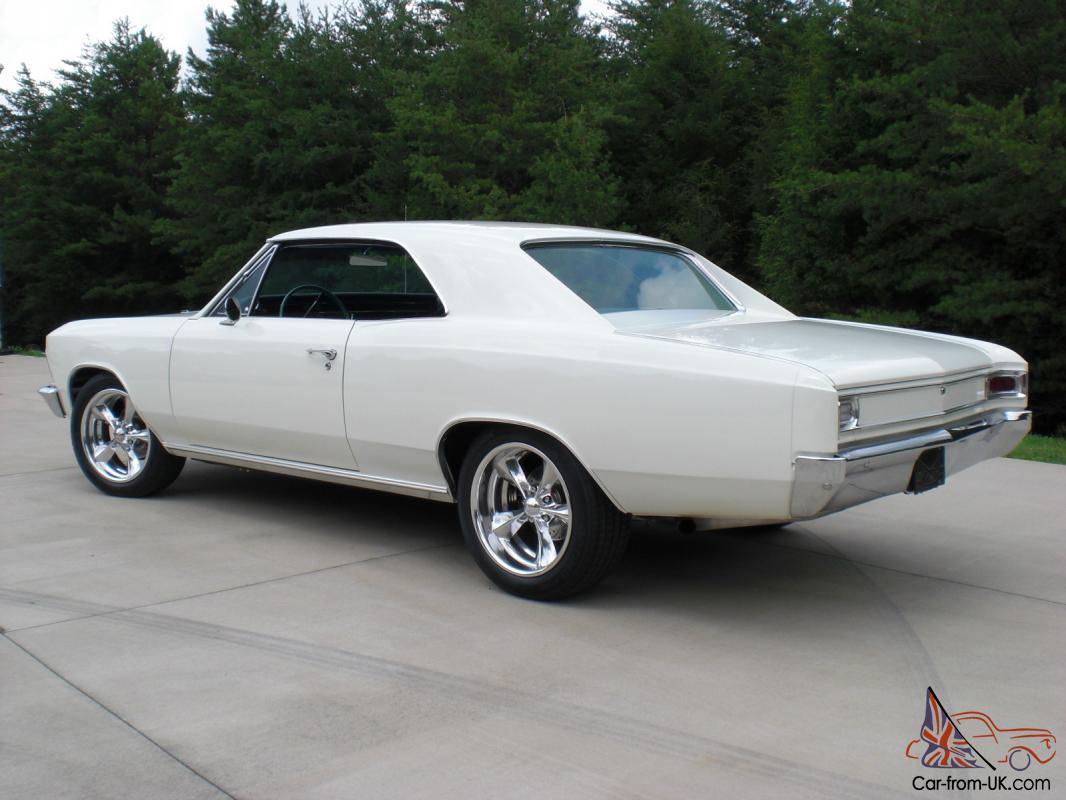 1966 Chevelle 12,000 Actual mile