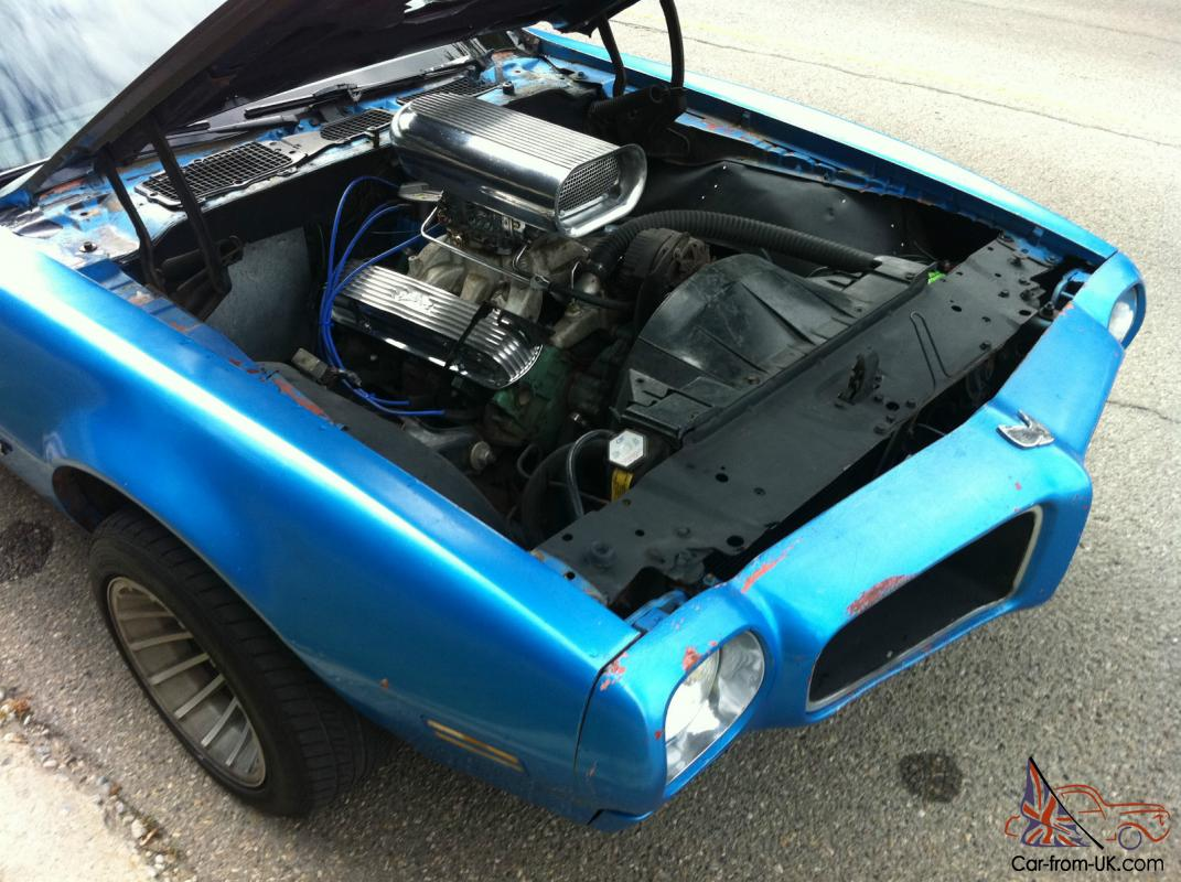 Pontiac : Firebird VERY RARE