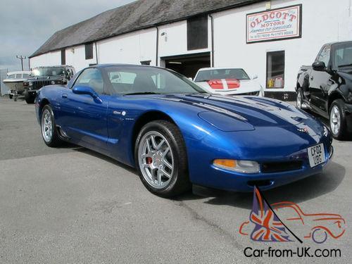 Corvette C5 For Sale >> 2002 Chevrolet Corvette C5 Z06 5 7 Litre 6 Spd Manual 66 000 Miles