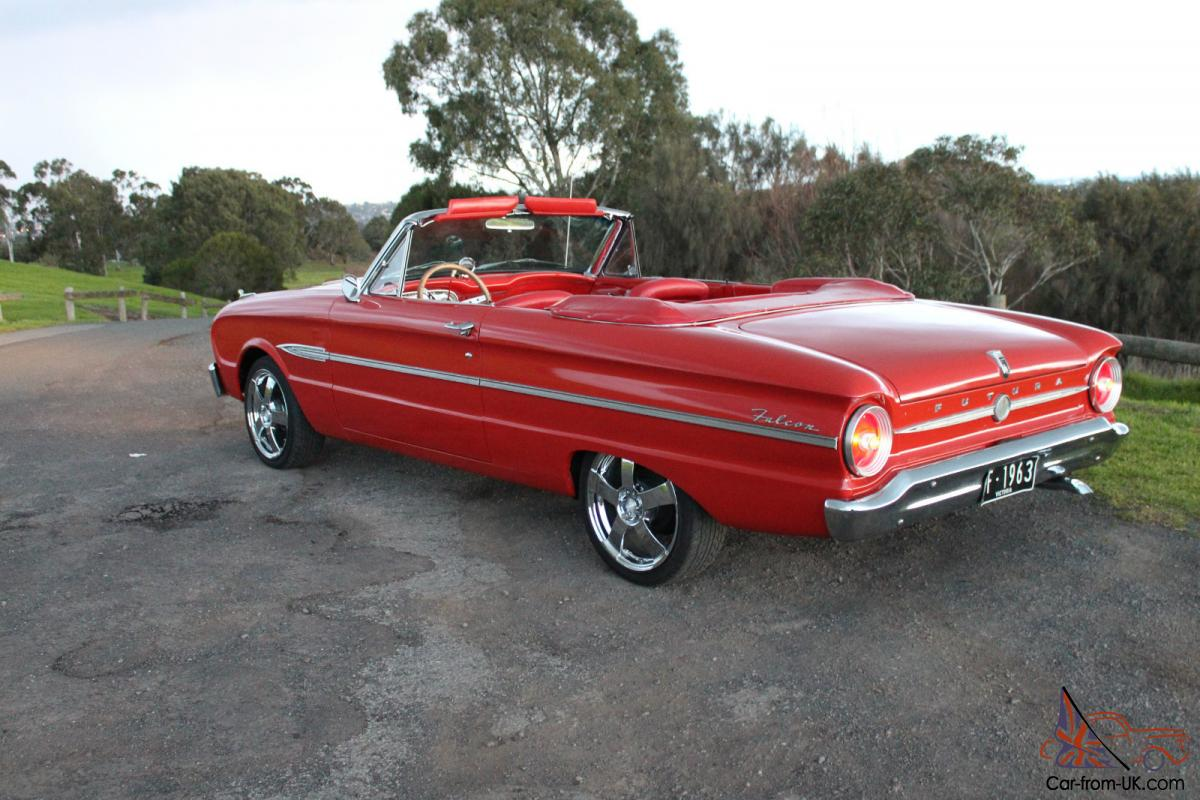1963 Falcon Futura Convertible XM XP Coupe in Melbourne, VIC