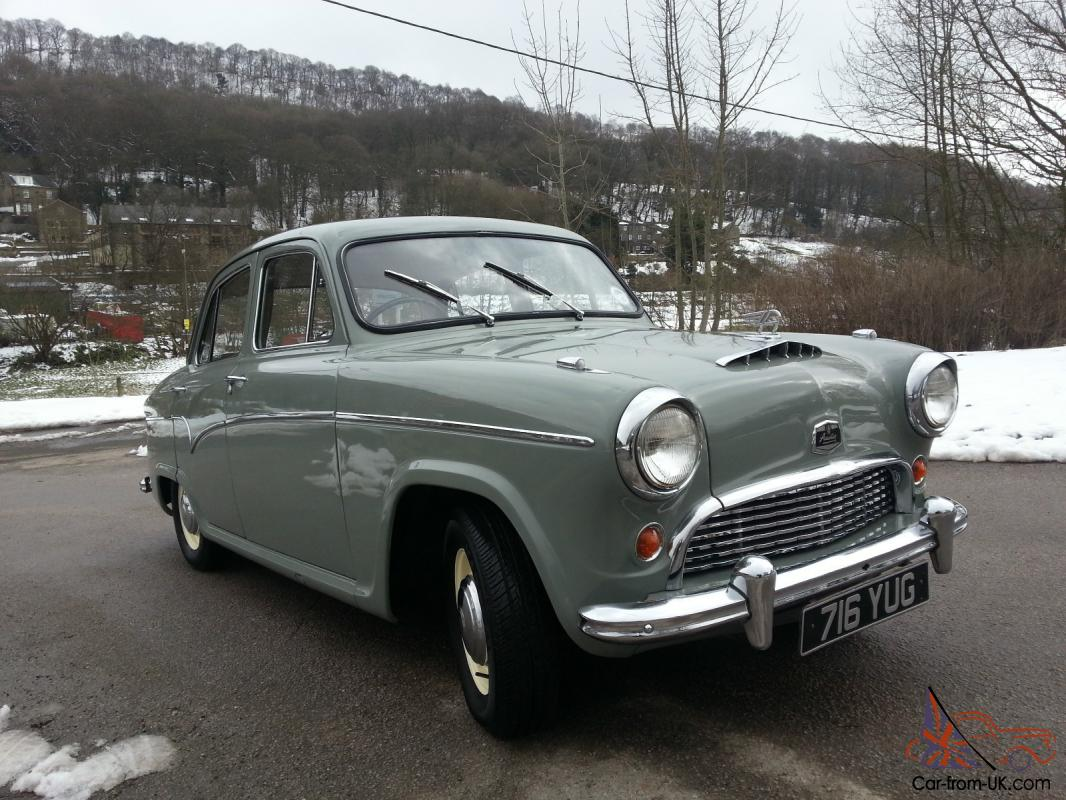 Beautiful 1958 Austin A55 Cambridge Outstanding Condition