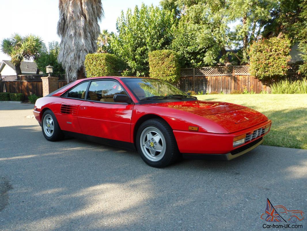 Ferrari Mondial T Coupe For Sale