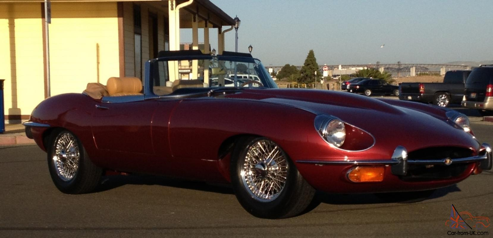 1969 JAGUAR XKE ROADSTER Custom build