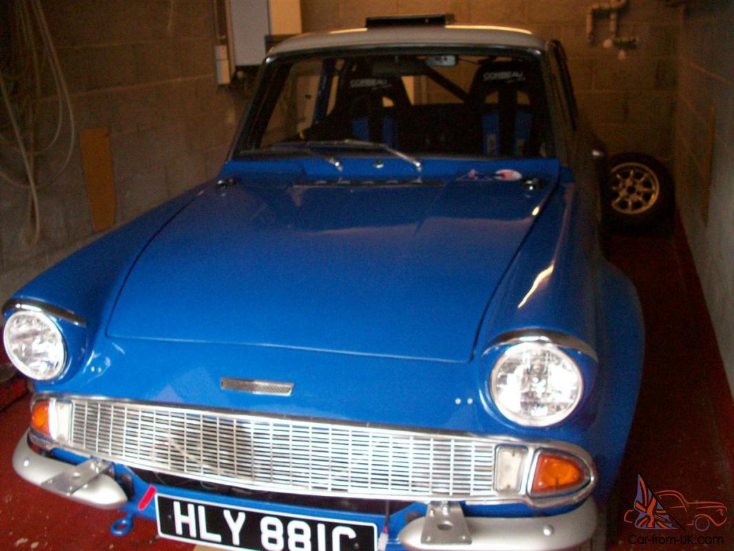 fuse box10 way //100e//105e//escort//cortina//sierra//race car//rally//classic car//