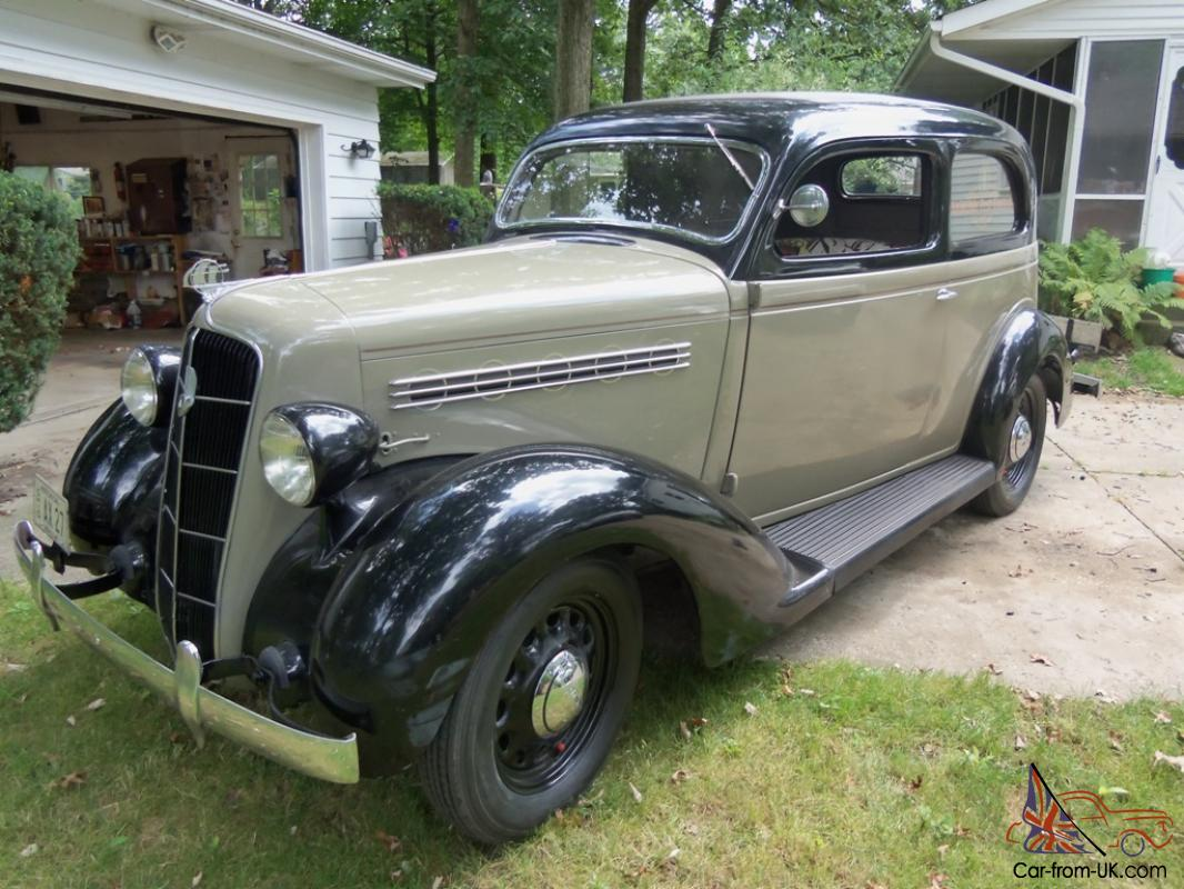 1935 Plymouth RARE sedan delivery antique classic show car no hot or street  rod