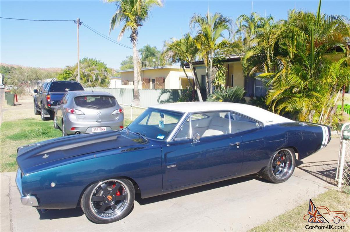 1968 Dodge Charger R T Pro Touring 505ci 4 Speed In Central West Qld 1973 Fuse Box