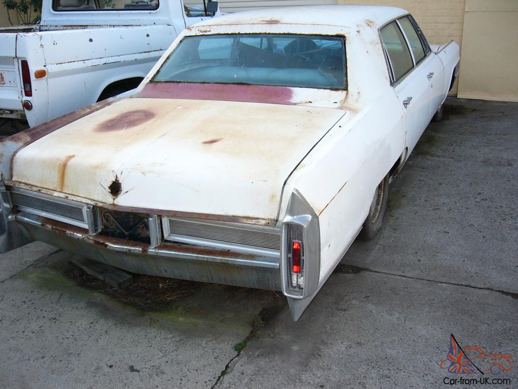 Special Cadillacs 2 Cars For 1 Price 1965 Rhd Lhd Good Runners 4 Hot American In Melbourne Vic