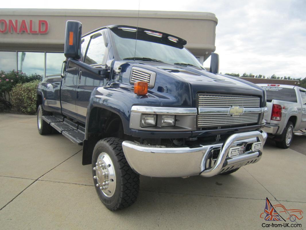 Chevrolet : Other Pickups C5500 Kodiak