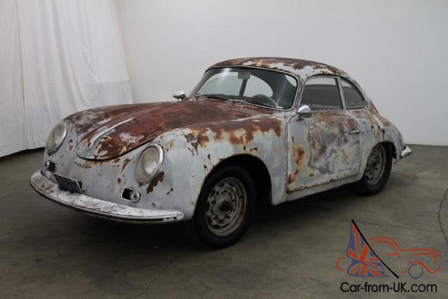 Porsche 356 For Sale >> Porsche 356 A 1958 Rare And Solid Project Good Opportunity