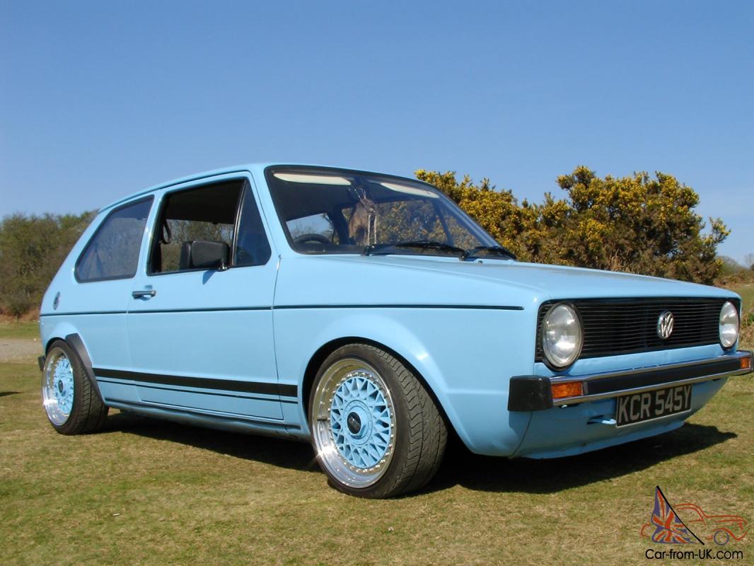 Vw Golf Mk1 Gti Dellorto Kr 16v