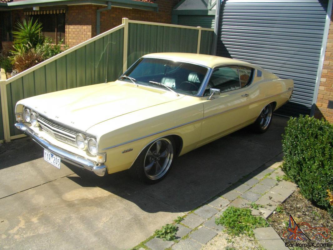 1968 Ford Torino Fairlane 500 BIG Block Wedding License SV in Melbourne, VIC