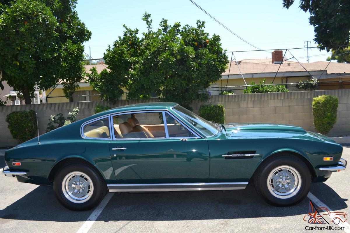 1979 Aston Martin V8 Vantage Db8