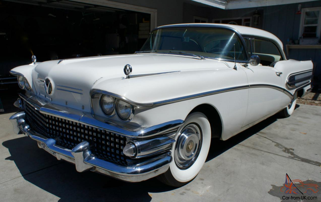 1958 Buick Special - Chevy Ford Cadillac Oldsmobile impala ...