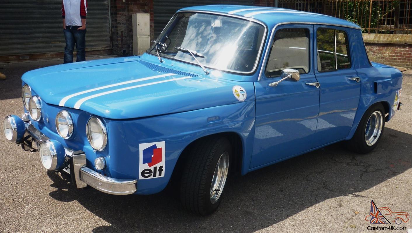 Renault 8 Gordini R1135 1969