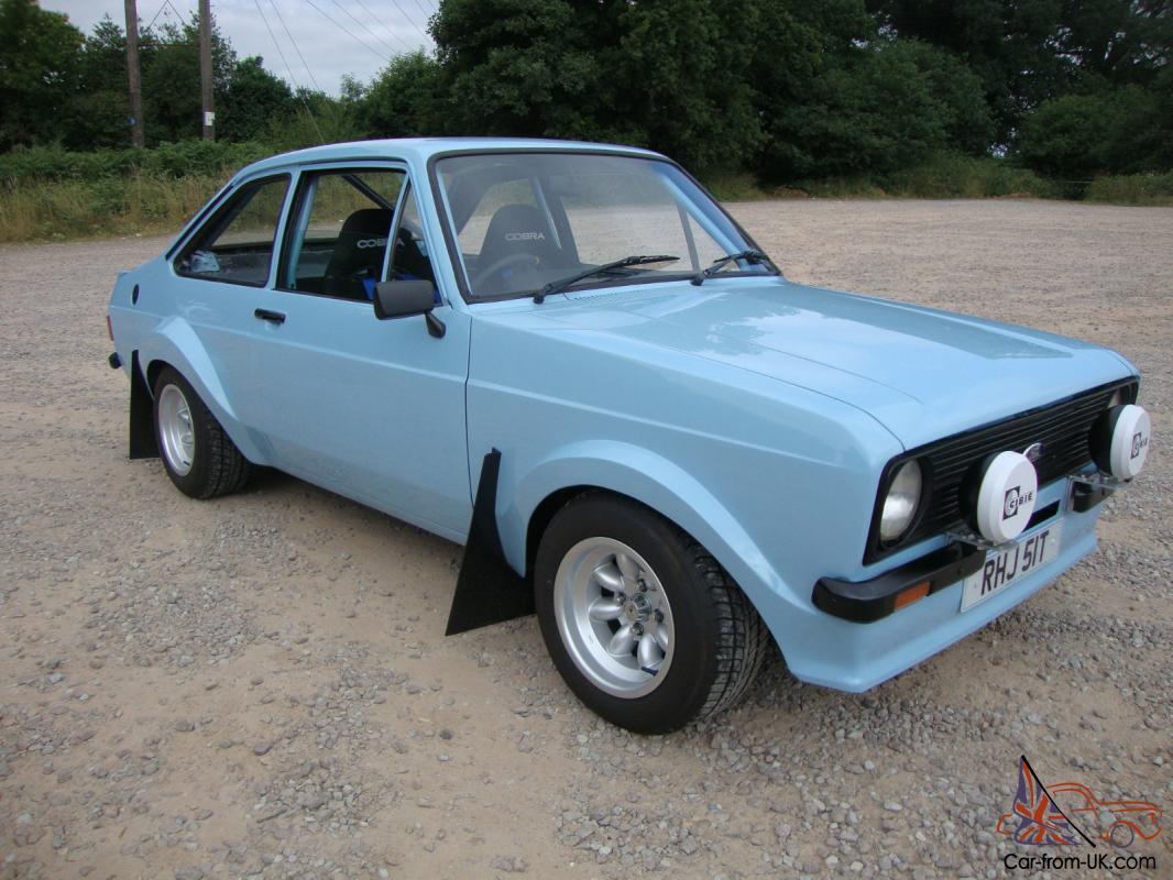 Toyota Of Colchester >> 1979 FORD ESCORT SPORT BERMUDA BLUE