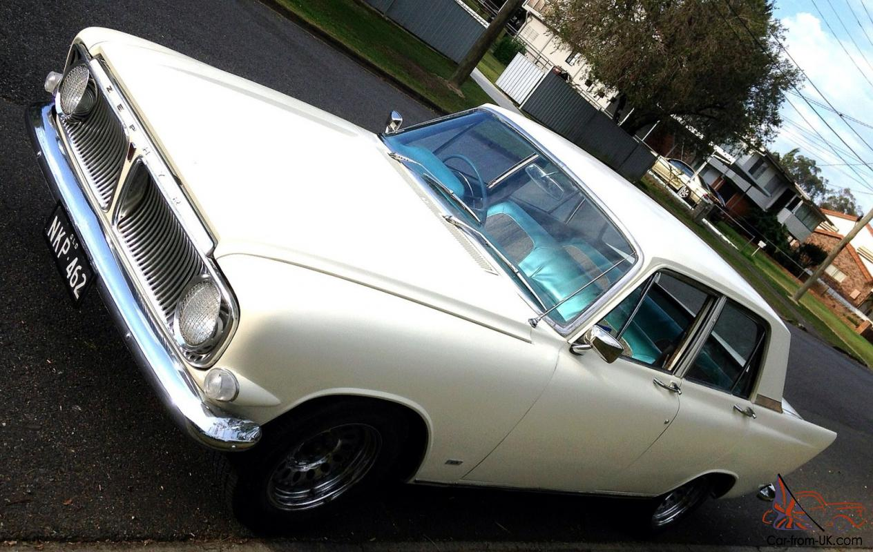 Ford Zephyr 1962 Mkiii In In Brisbane Qld For Sale