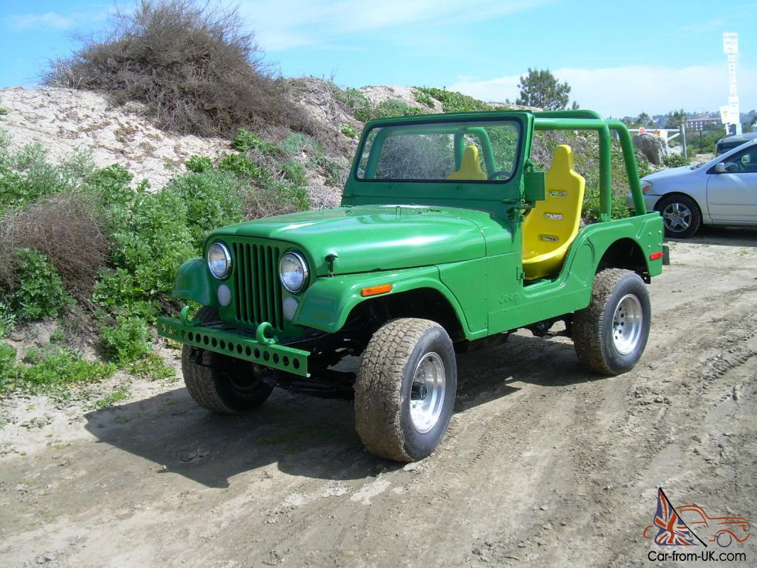 1976 Jeep Cj5 Southern California 79 Wiring Diagram
