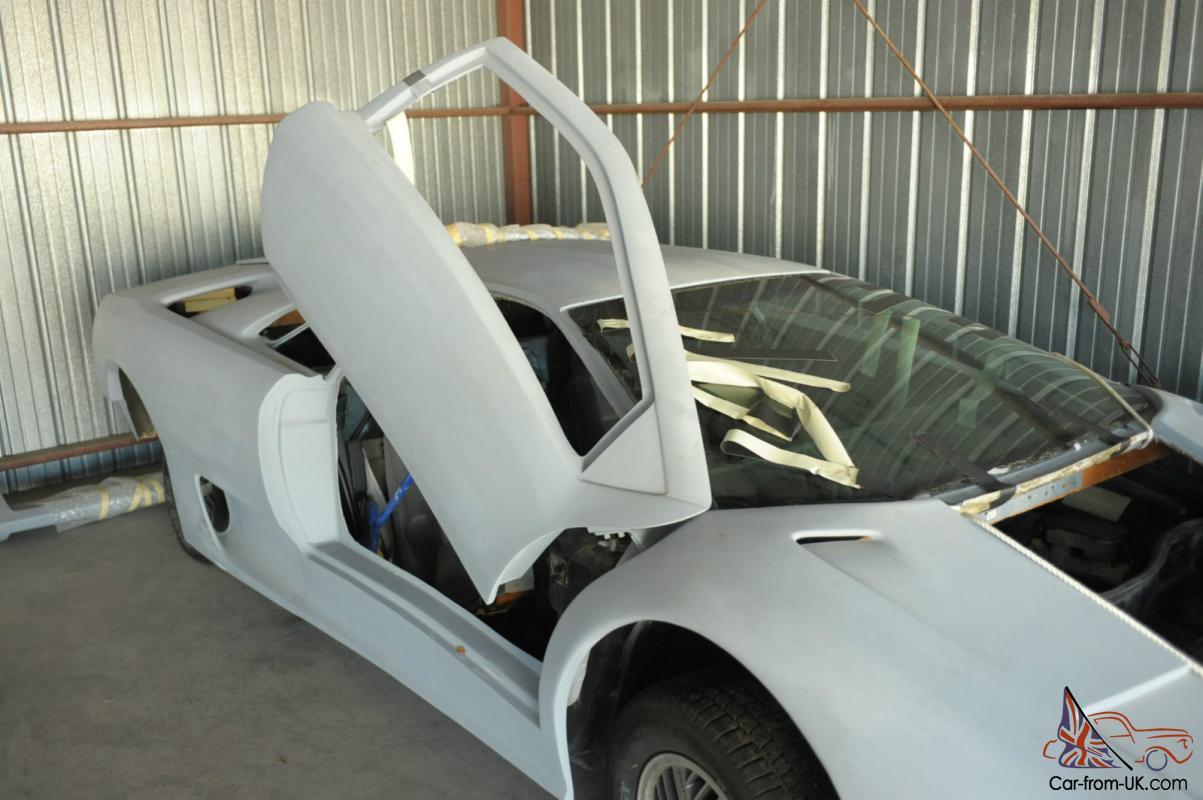 Lamborghini Diablo Kit Car Replica