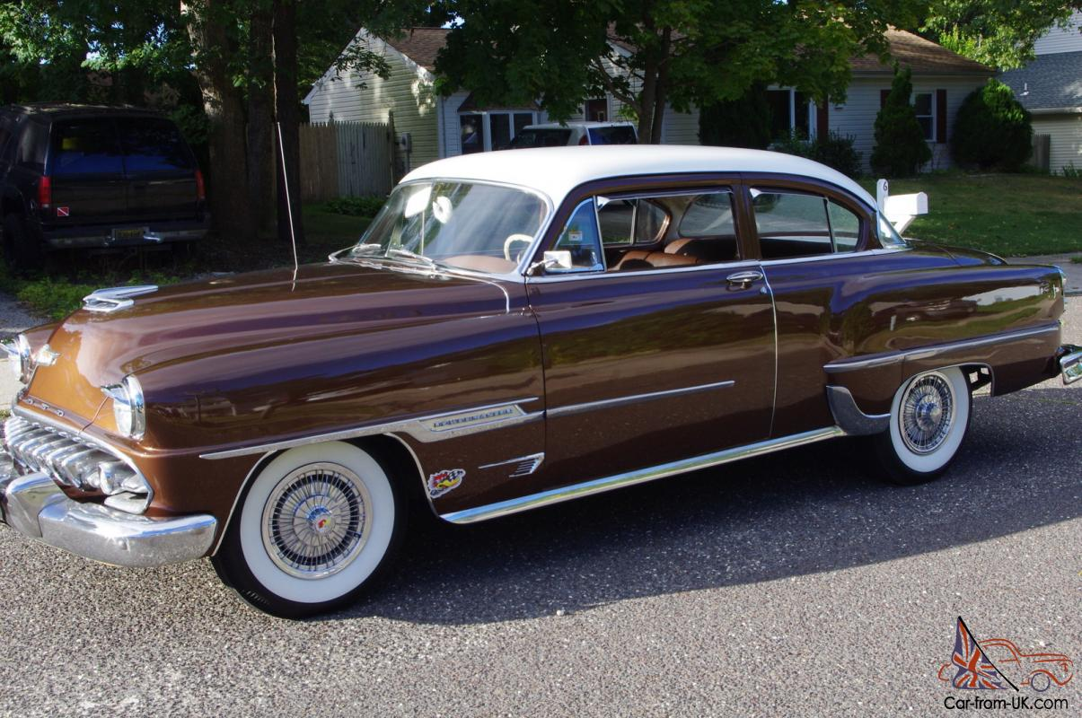 1954 Desoto Power Master In Line 6 Cylinder Dodge Gas Tank