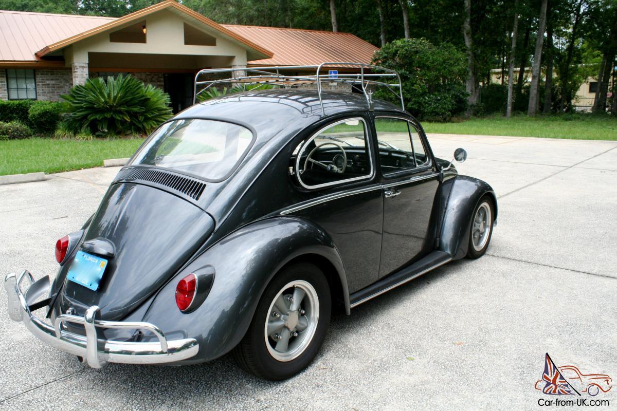 1965 Volkswagen Bug Custom