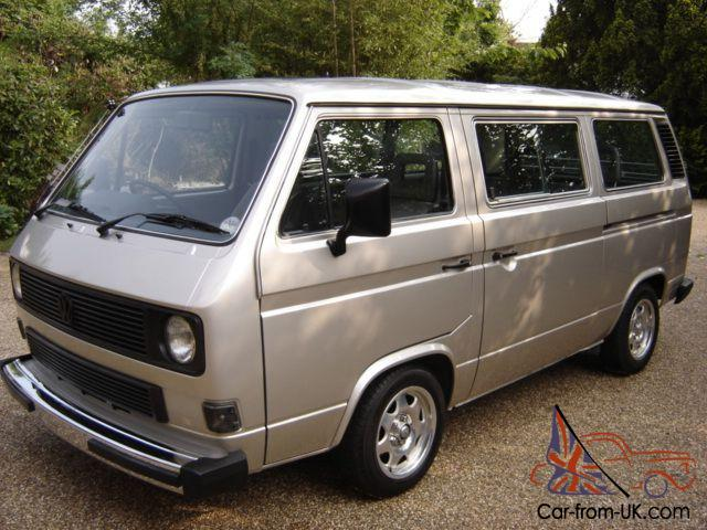 Magazine featured VW T25 / type 25 / T3 caravelle camper