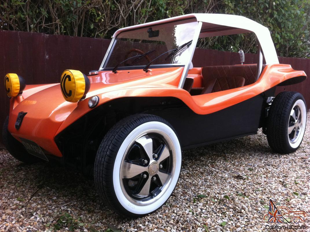 VW BEACH BUGGY MANX 2