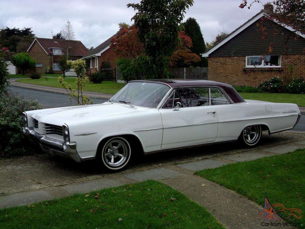 1964 Pontiac Parisienne Pillarless Coupe
