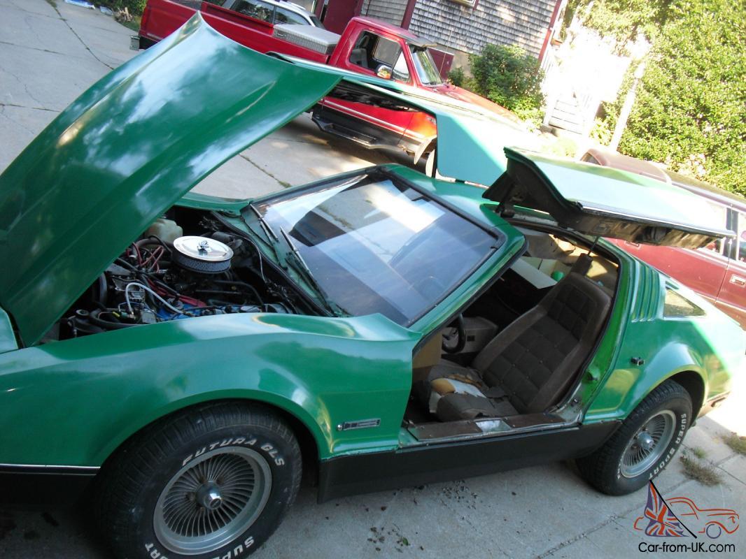 1975 Bricklin SV-1 Base Coupe 2-Door 5.8L NO RESERVE