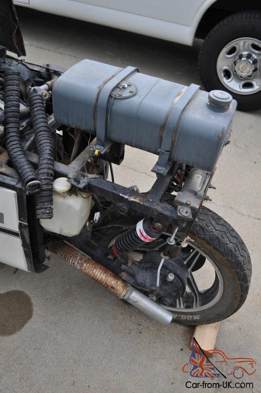 Pulse 1985 Autocycle Motorcycle Pulse Litestar Rare