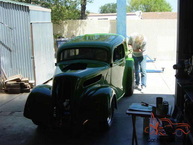 1948 Anglia -Wicked Blown Pro Street ,Nostalgia ,Drag Race,Altered,Gasser,