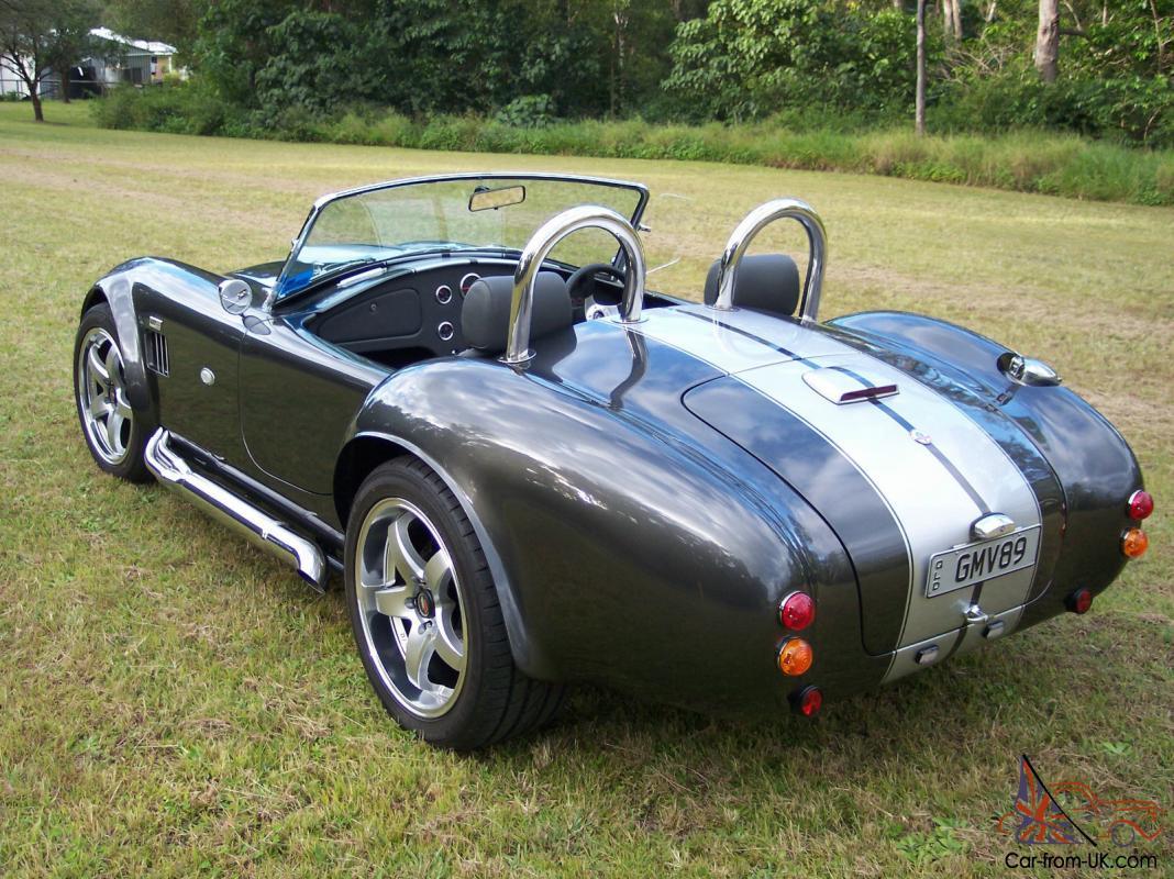 Harrison Ac Cobra Replica