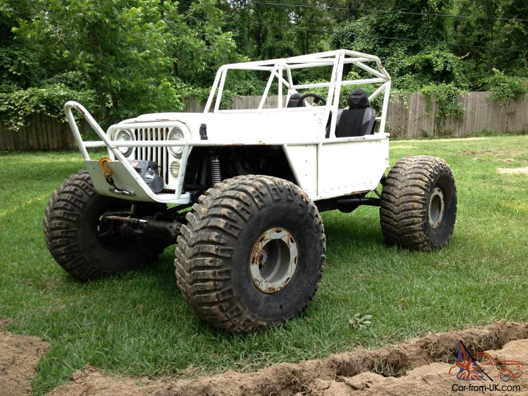 Jeep Rock Crawler >> Jeep Cj5 Offroad Rock Crawler