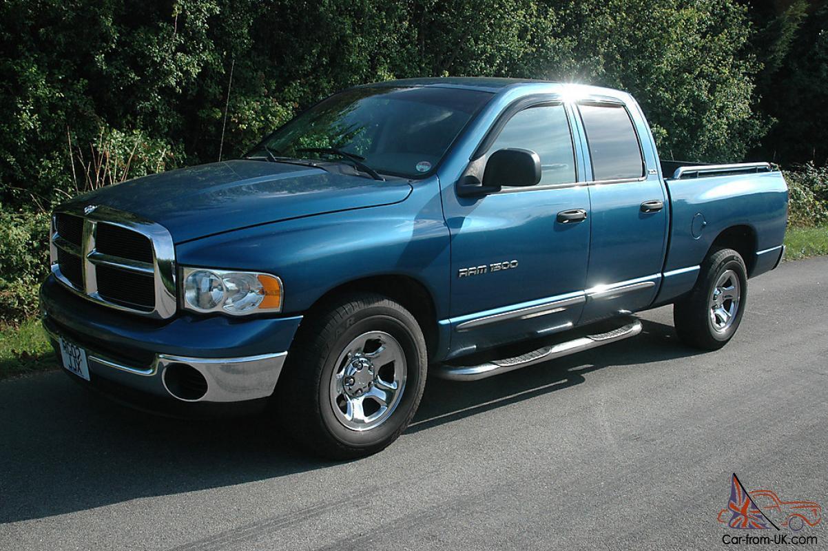 2002 Dodge Ram 1500 For Sale >> 2002 Dodge Ram 1500 4 7 V8 4 Door