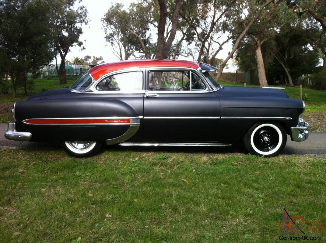 1953 Chevrolet Belair 2 Door in Melbourne, VIC