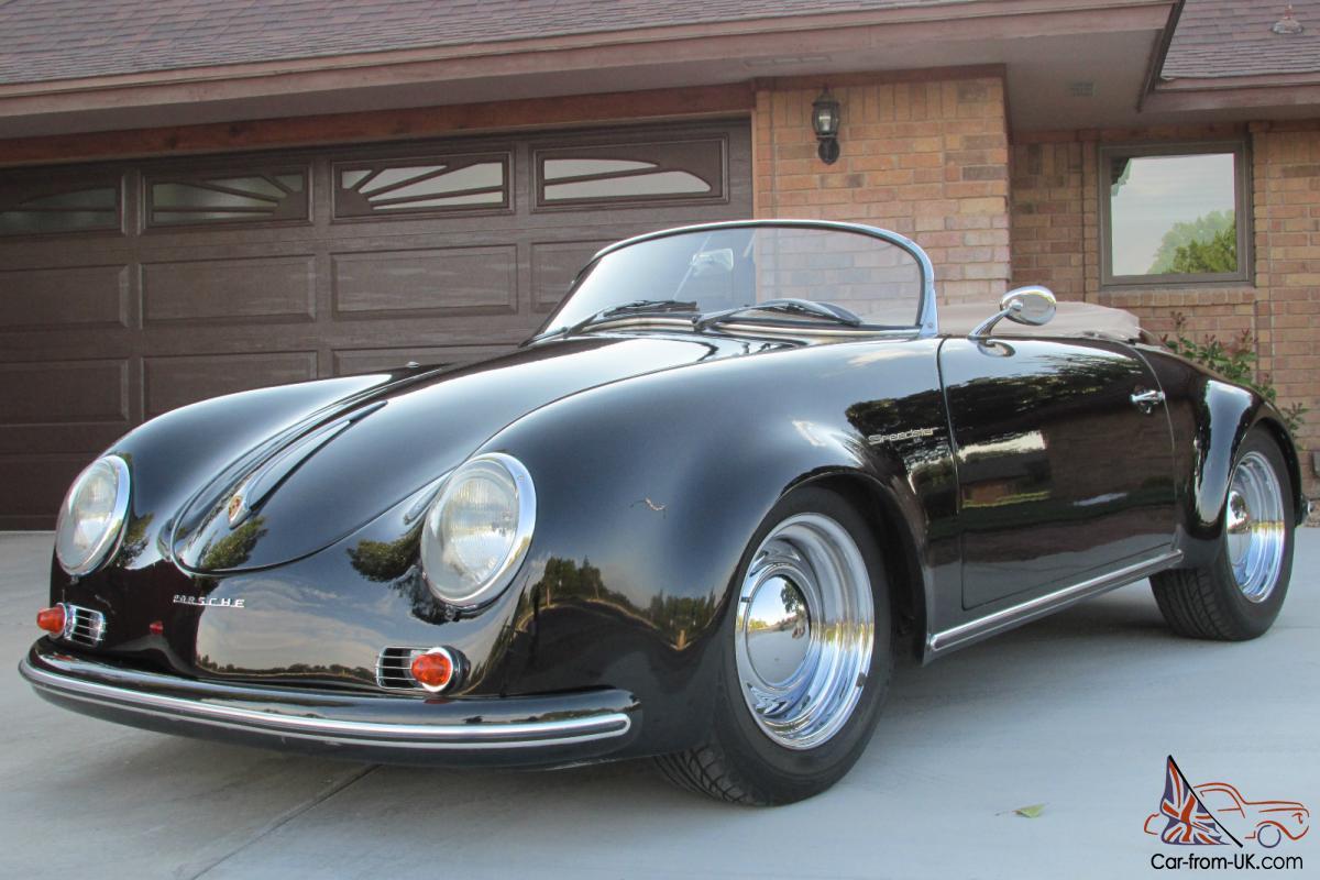 Classic Motor Carriages Cmc 1956 Porsche 356 Speedster Widebody