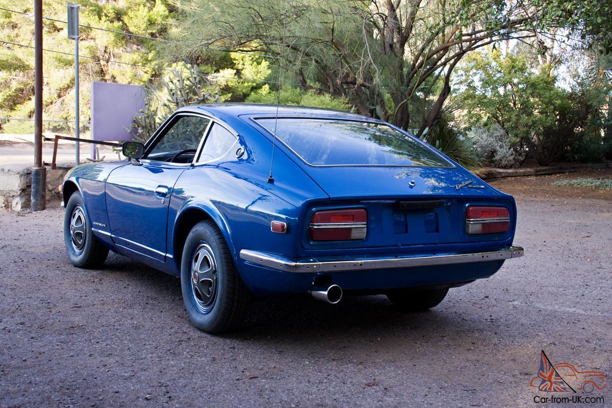Datsun 240Z For Sale Uk >> Datsun 240z 1972