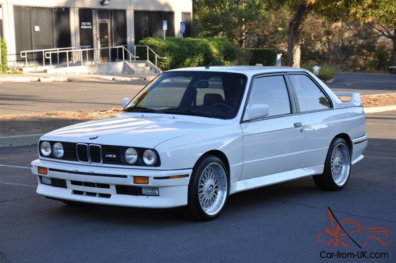 BMW E30 M3 >> 1988 Bmw E30 M3 Evo Spec Engine